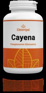complemento alimenticio cayena